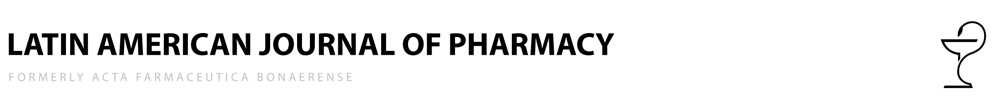 Latin American Journal of Pharmacy